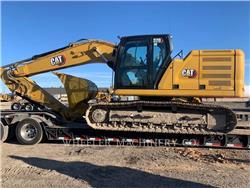 Caterpillar 320 CF, Crawler Excavators, Construction
