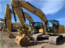 Caterpillar 320 TH, Crawler Excavators, Construction