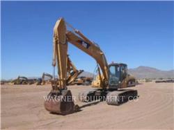 Caterpillar 320CL THB, Escavadoras de rastos, Equipamentos Construção