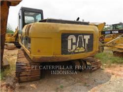 Caterpillar 320D、履带挖掘机、建筑设备