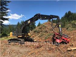 Caterpillar 320D2FMGF, Bosbouw graafmachines, Bosbouw