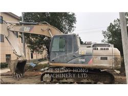 Caterpillar 320D2GC、履带挖掘机、建筑设备