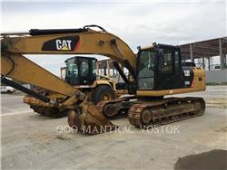 Caterpillar 320D2GC, Crawler Excavators, Construction