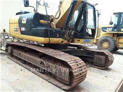 Caterpillar 320D2L, Crawler Excavators, Construction