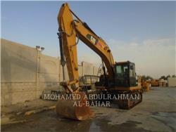 Caterpillar 320D2L, Excavatoare pe senile, Constructii