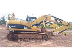 Caterpillar 320DL, Crawler Excavators, Construction