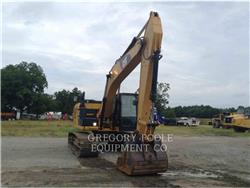 Caterpillar 320E/HYD, Crawler Excavators, Construction
