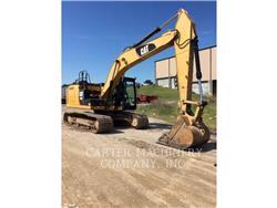 Caterpillar 320EL、履带挖掘机、建筑设备