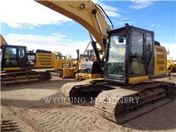 Caterpillar 320EL RR, Crawler Excavators, Construction