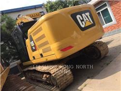 Caterpillar 323-07, Pelle sur chenilles, Équipement De Construction