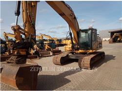 Caterpillar 323 D L, Excavatoare pe senile, Constructii