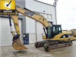 Caterpillar 323DL, Crawler Excavators, Construction