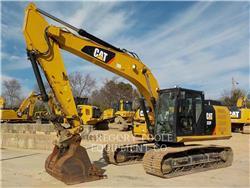 Caterpillar 323F L, Raupenbagger, Bau-Und Bergbauausrüstung