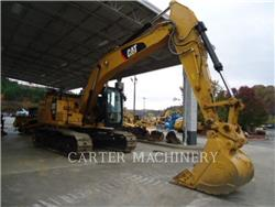 Caterpillar 323FL CF, Crawler Excavators, Construction