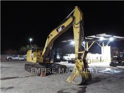 Caterpillar 323FL ST, Pelle sur chenilles, Équipement De Construction