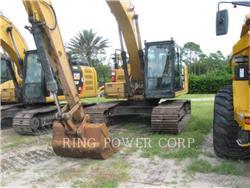 Caterpillar 323FLLONG, Raupenbagger, Bau-Und Bergbauausrüstung