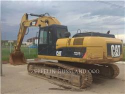 Caterpillar 324D L, Crawler Excavators, Construction