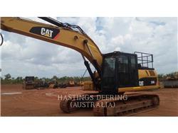 Caterpillar 324DL, Raupenbagger, Bau-Und Bergbauausrüstung