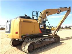 Caterpillar 324ELR, Crawler Excavators, Construction