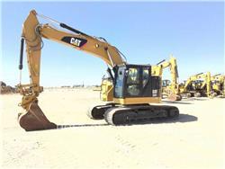 Caterpillar 325F, Excavatoare pe senile, Constructii