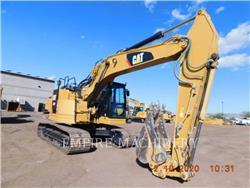 Caterpillar 325FCR, Escavadoras de rastos, Equipamentos Construção