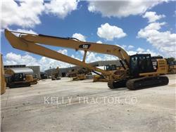 Caterpillar 326FL, Escavatori cingolati, Attrezzature Da Costruzione
