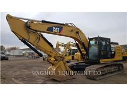 Caterpillar 326FL THB, Crawler Excavators, Construction