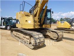 Caterpillar 328DLCR, Excavatoare pe senile, Constructii