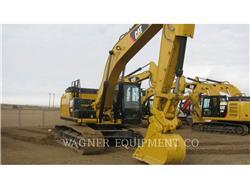 Caterpillar 329EL、履带挖掘机、建筑设备