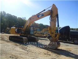 Caterpillar 329EL CFTS, Escavadoras de rastos, Equipamentos Construção