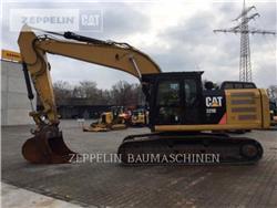 Caterpillar 329ELN, Crawler Excavators, Construction