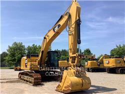 Caterpillar 329F CF, Excavadoras de cadenas, Construcción