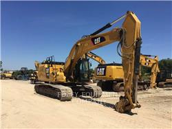 Caterpillar 329FL10, Crawler Excavators, Construction