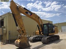 Caterpillar 329FL10, Raupenbagger, Bau-Und Bergbauausrüstung