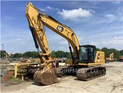 Caterpillar 330, Crawler Excavators, Construction