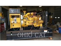 Caterpillar 3306, стационарные генераторные установки, Строительное