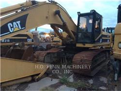 Caterpillar 330BL, Excavadoras de cadenas, Construcción