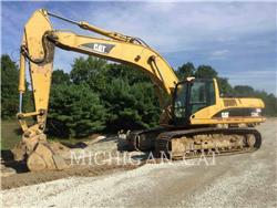 Caterpillar 330CL, Excavadoras de cadenas, Construcción