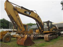 Caterpillar 330D, Escavatori cingolati, Attrezzature Da Costruzione