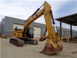 Caterpillar 330F 10, Rupsgraafmachines, Bouw