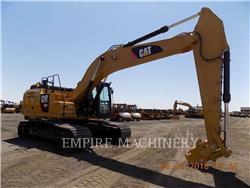 Caterpillar 330FL, Raupenbagger, Bau-Und Bergbauausrüstung