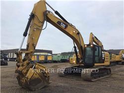 Caterpillar 330FL TC、大型油圧ショベル12t以上(パワーショベル・ユンボ)、建設