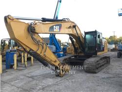 Caterpillar 330FL10, Crawler Excavators, Construction