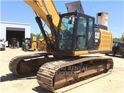 Caterpillar 336, Escavatori cingolati, Attrezzature Da Costruzione