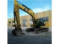 Caterpillar 336 F L, Crawler Excavators, Construction