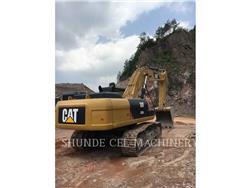 Caterpillar 336D2, Koparki gąsienicowe, Sprzęt budowlany