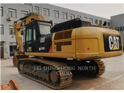 Caterpillar 336D2, Pelle sur chenilles, Équipement De Construction