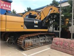 Caterpillar 336D2, Escavadoras de rastos, Equipamentos Construção