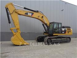 Caterpillar 336D2L, Crawler Excavators, Construction