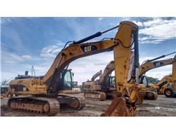 Caterpillar 336DL, Pelle sur chenilles, Équipement De Construction